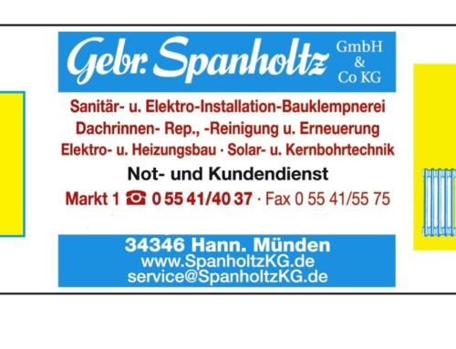 Spanholz